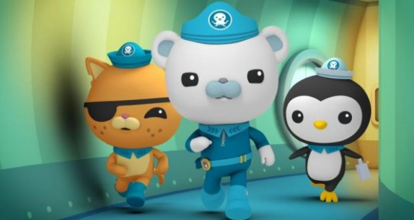 octonauts, brown bag films, 9 story media, animation news