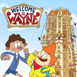 welcome to the wayne, animation jobs, animation site