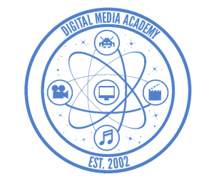 digital media academy logo